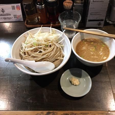 ブンブンマル(つけ麺) (1)