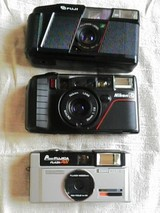 カメラ、3コ