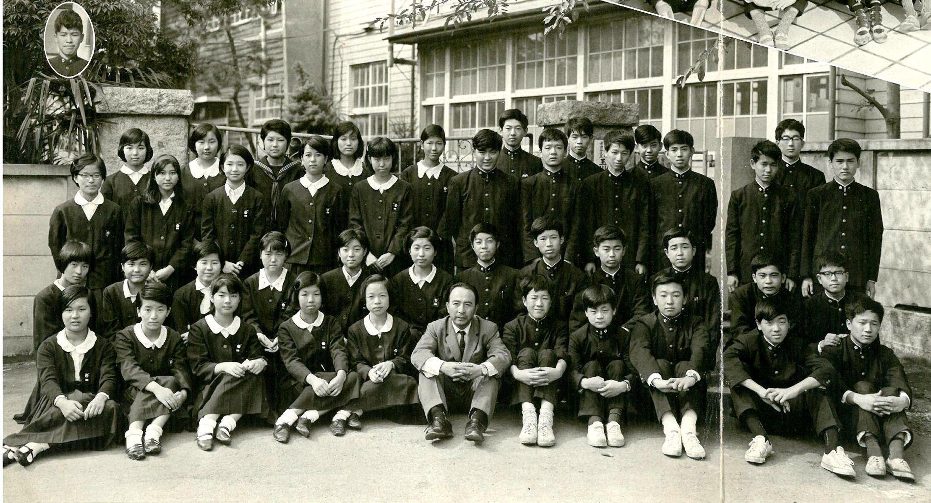 世田谷区立玉川中学校1967年卒(...