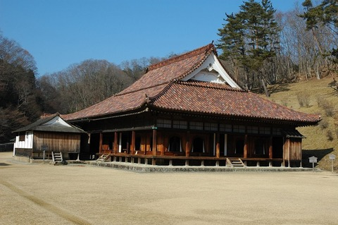 Shizutani_school_the_hall_and_shosai
