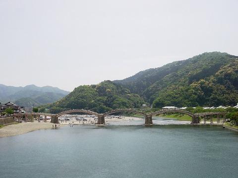錦帯橋01
