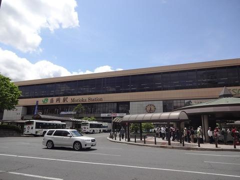 盛岡駅東口_2014-05-18_14-10