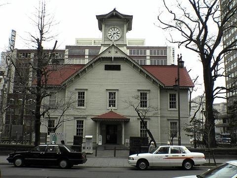 Sapporo_Clock_Tower_Hokkaido_Japan_2