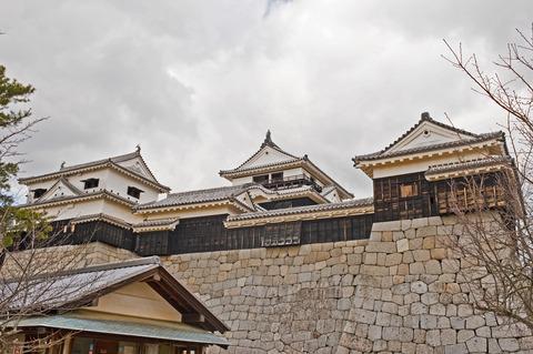 Matsuyama_Castle_Main