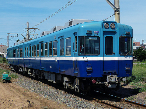 銚子電気鉄道3000形