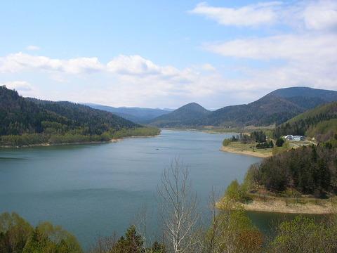 おけと湖(Lake_oketo)_-_panoramio