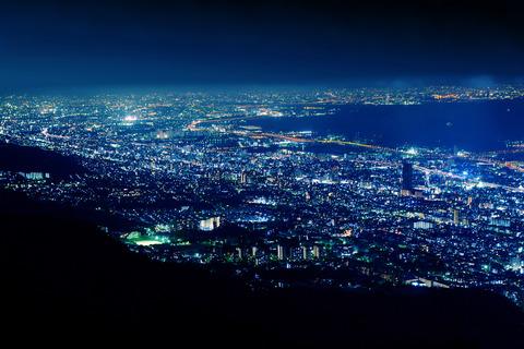 View_of_Kikuseidai_from_Mount_Maya_Kobe