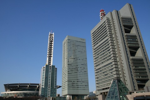 Japanese_Saitama_Shintoshin_west_building