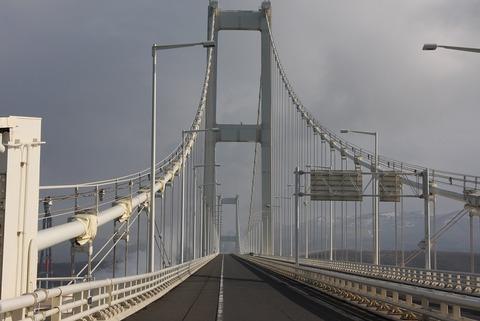 Hakucho_Bridge_Road