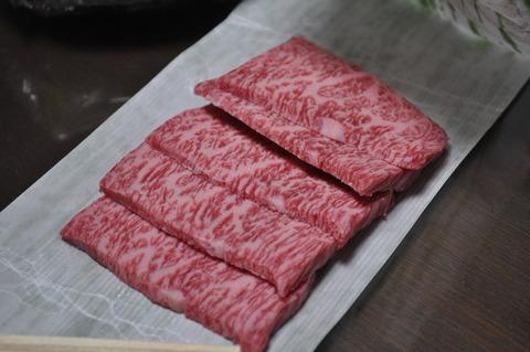 Sliced_Matsusaka_wagyu_beef