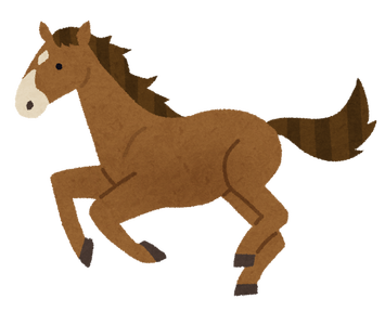 animal_horse_thoroughbred_brown