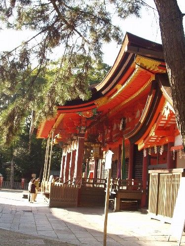 八坂神社・本殿