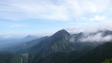 権現岳 11