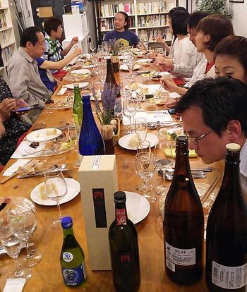 170617日本酒イタリアン11
