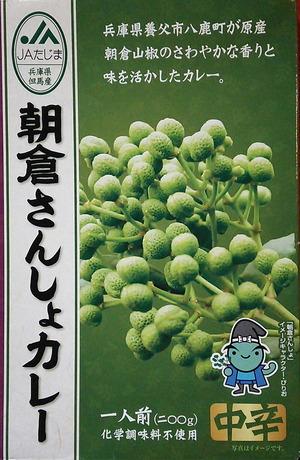 170115山椒カレー1