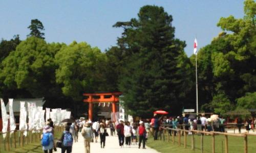 150509上賀茂神社1