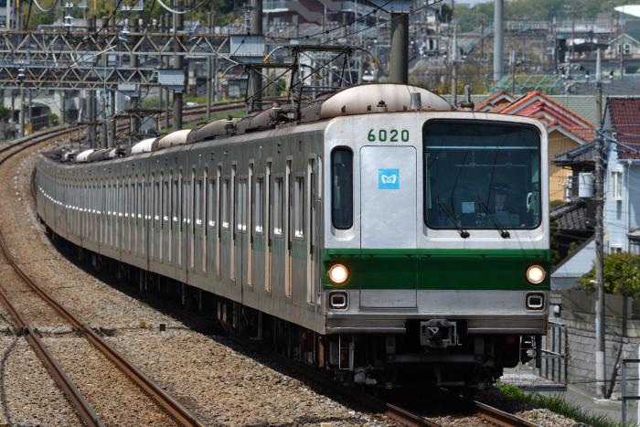 営団6000系電車 (小田急多摩線...