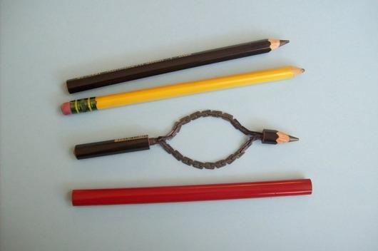 鉛筆の芯,アート2