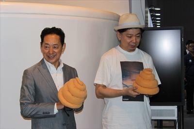 日本科学未来館 毛利さん&鈴木さん