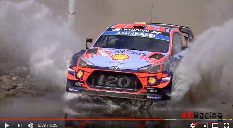 【WRC2019】第8戦「イタリア」ハイライト映像や現地撮影ビデオあれこれ。優勝はヒュンダイのソルド!