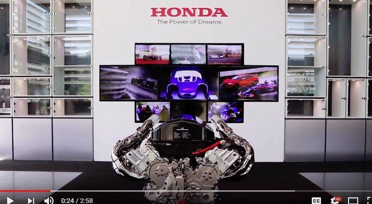 来季F1でタッグを組むホンダ、レッドブル・レーシング、スクーデリア・トロロッソの各ファクトリツアー動画が公開