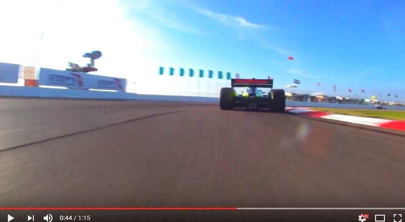 【インディカー】スピード感抜群のノーズカム映像と30分ハイライトが公開!開幕戦セントピーターズバーグ