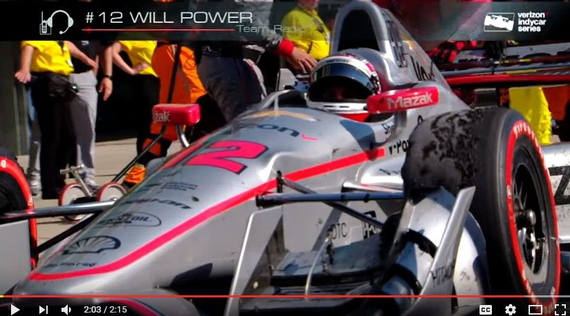 【動画】インディカー第5戦「インディアナポリス」決勝を30分でパッと見!!パワーが今季初勝利でシボレー3連勝!