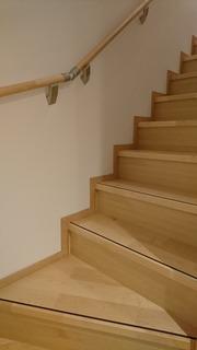 家の階段で日々鍛練?