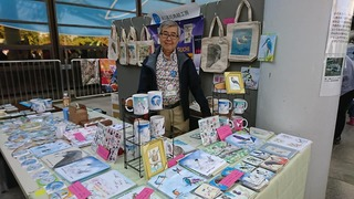 大阪自然史フェスティバル2018ブース正面