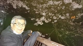 武蔵関の桜20200323