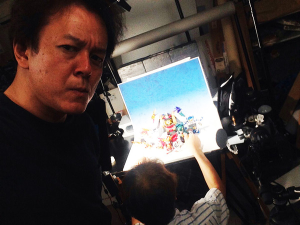 機甲神撮影02