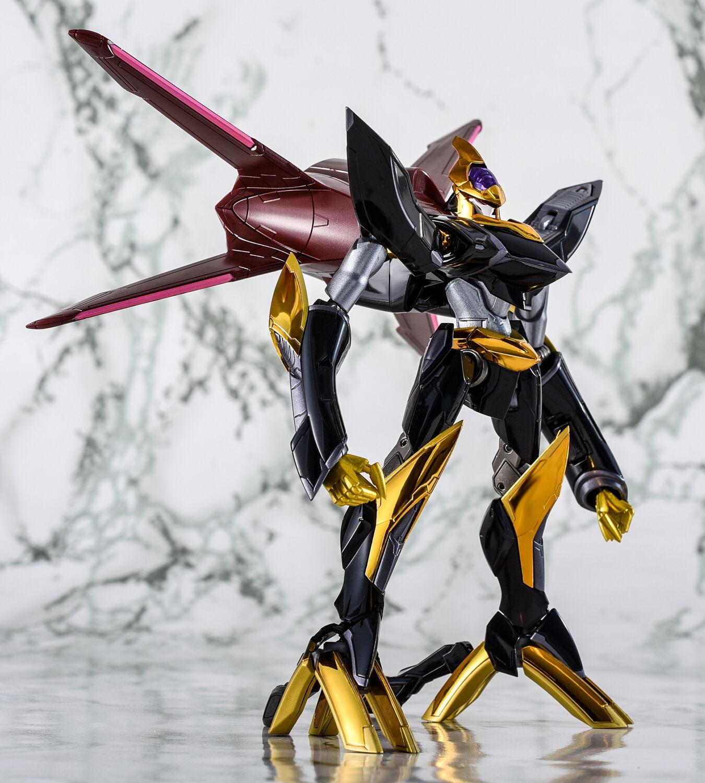 メタル ロボット 魂 蜃気楼 METAL ROBOT魂 蜃気楼 レビュー