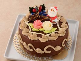 クリスマスチョコ