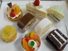 小物ケーキ