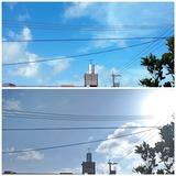 21.10.09 今日の空