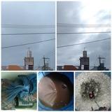 21.10.17 今日の空と藍の作業