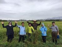 雨で終了!!(1)