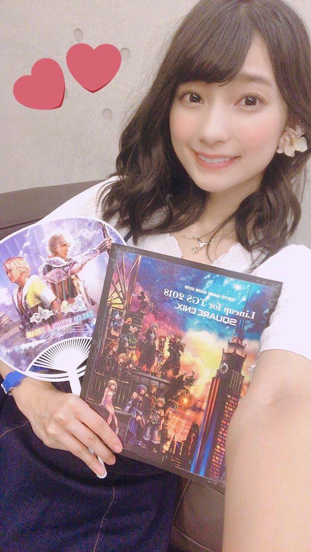 【朗報】声優の高野麻里佳さんがヤバいほどの美人wxwxwxwxwxwxwxwxwx