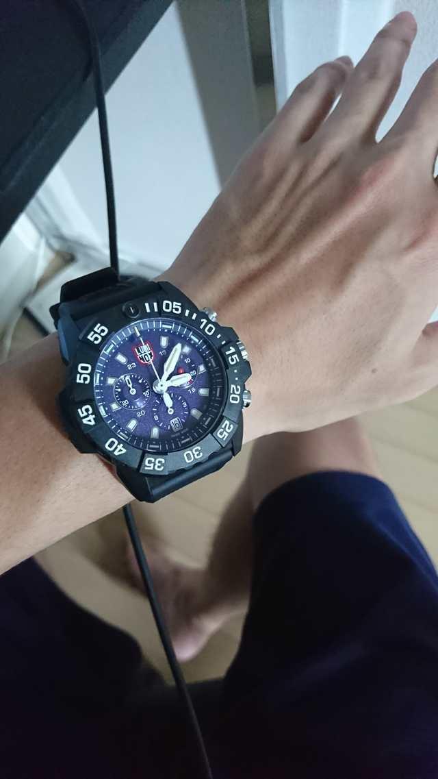この時計いくらだと思う?