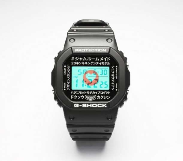 【時計】なぜだか海外モデルに見えるカタカナG-SHOCKが誕生!