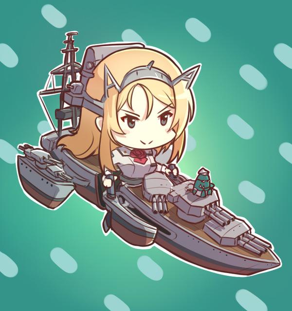 【艦これ】ところでみんな今回の新艦は誰推しなん?