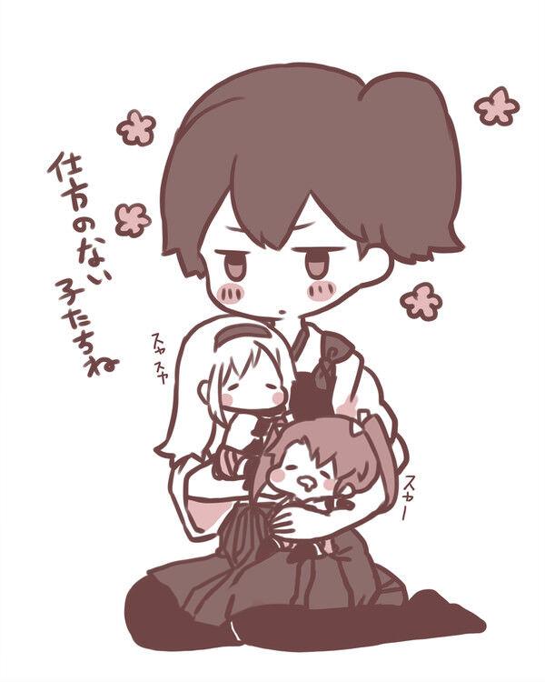 【艦これ】やっぱり加賀さんという初心者の頃みんなお世話になる空母が一番可愛いずい!