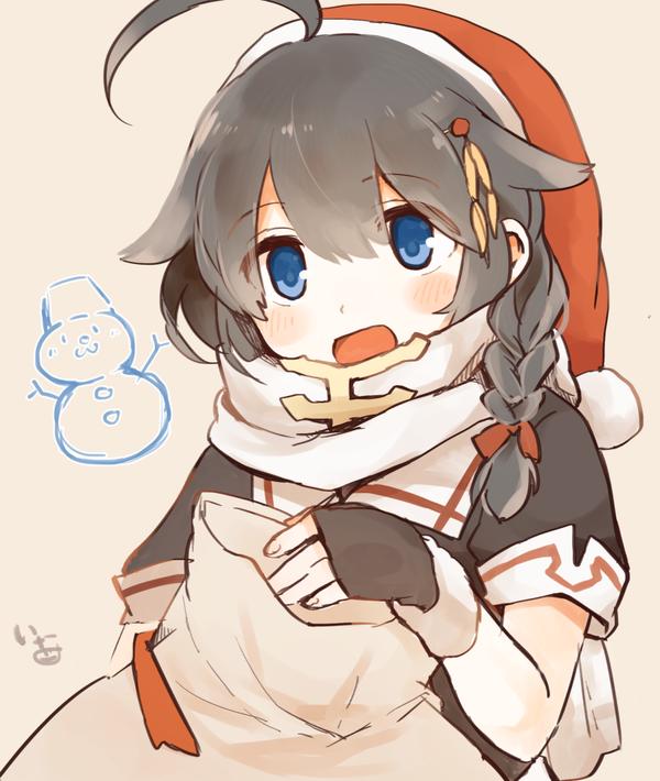 【艦これ】クリスマス時雨ちゃん! 他なごみネタ