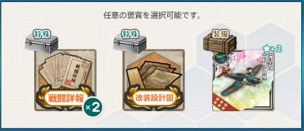 【艦これ】任務で設計図貰えたりレア装備貰えたりするけど、基本的には何を選ぶべきなの?