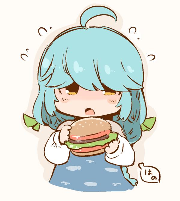 【艦これ】どうやって食べようか迷ってる浜波ちゃん 他なごみネタ