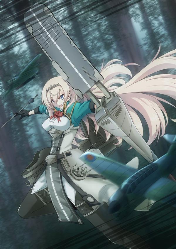 【艦これ】森の平和を守るヴィクトリアス 他なごみネタ
