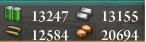 支援艦隊回復量2