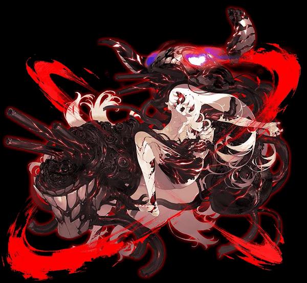 【艦これ】深海海月姬という深海一艤装がおぞましい不思議な姫
