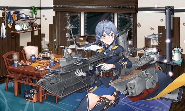 【艦これ】やっぱ・・・北欧家具は・・・最高やな! 提督の執務室雑談