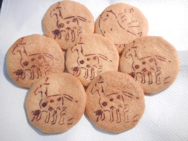 【艦これ】クッキー制作提督、かわうそに続いてキリン改二クッキーも制作完了!